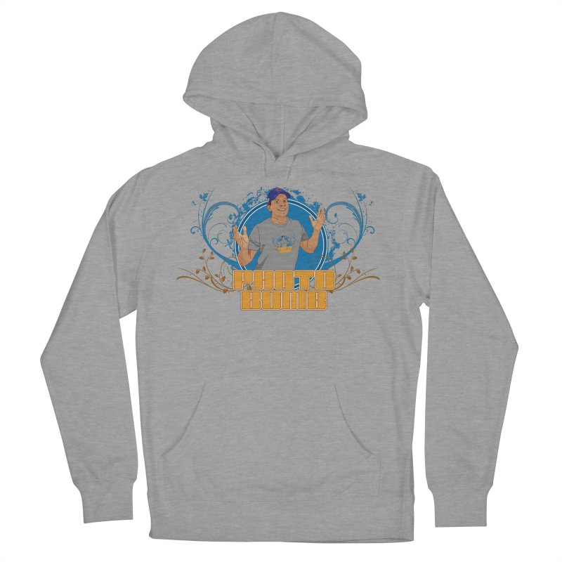 Carlos Photo Bomb Women's Pullover Hoody by Coconut Justice's Artist Shop