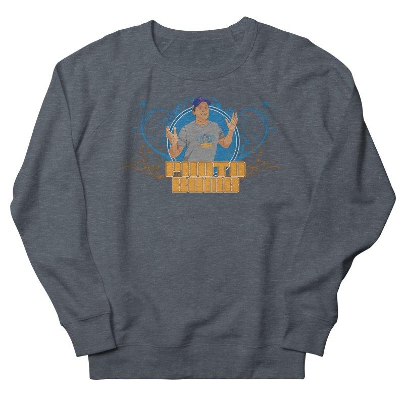 Carlos Photo Bomb Men's Sweatshirt by Coconut Justice's Artist Shop