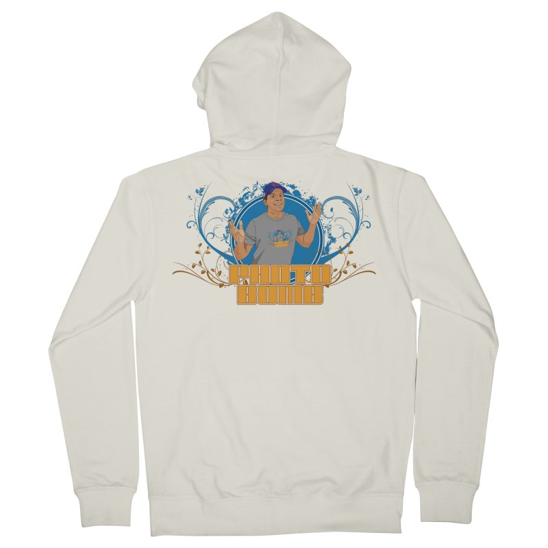 Carlos Photo Bomb Women's Zip-Up Hoody by Coconut Justice's Artist Shop