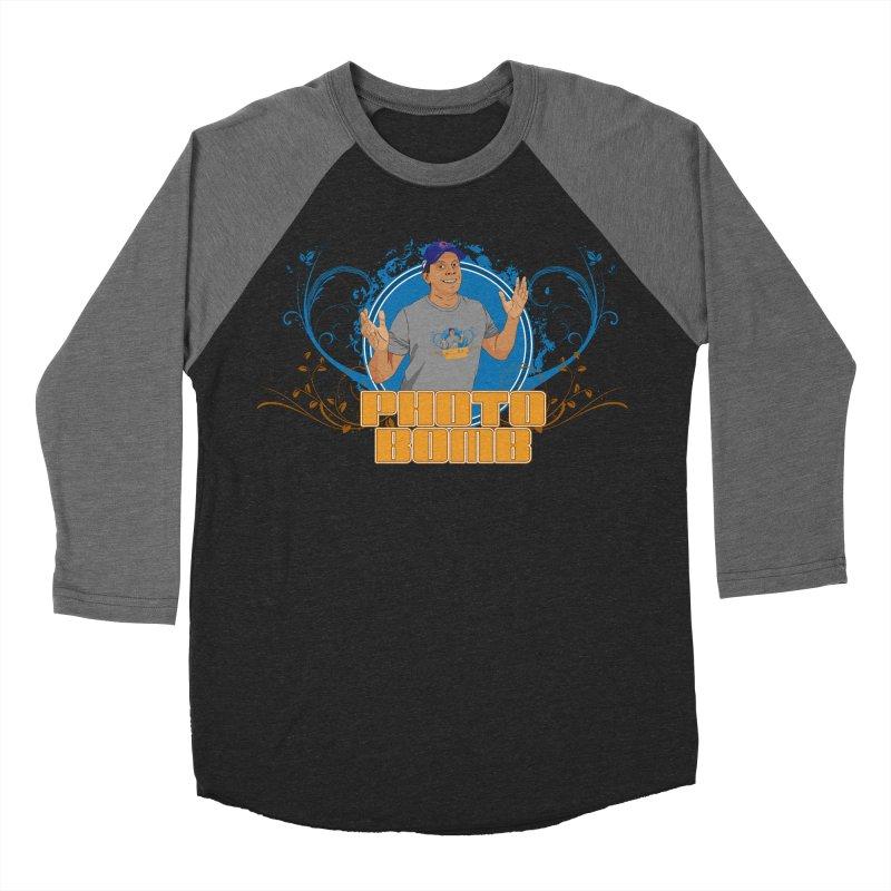 Carlos Photo Bomb Women's Baseball Triblend Longsleeve T-Shirt by Coconut Justice's Artist Shop