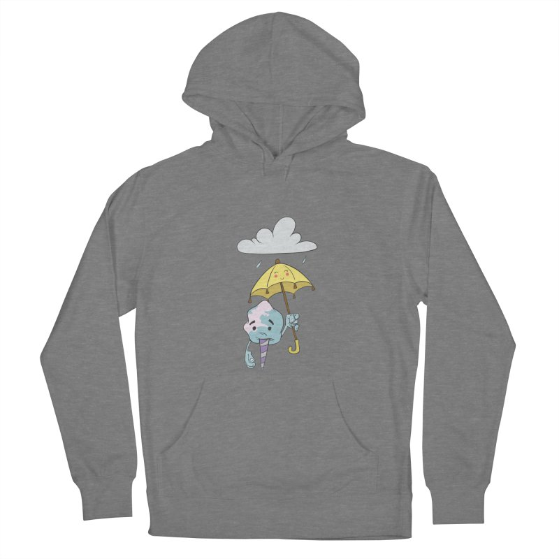 Rainy Day Cotton Candy Women's Pullover Hoody by Coconut Justice's Artist Shop