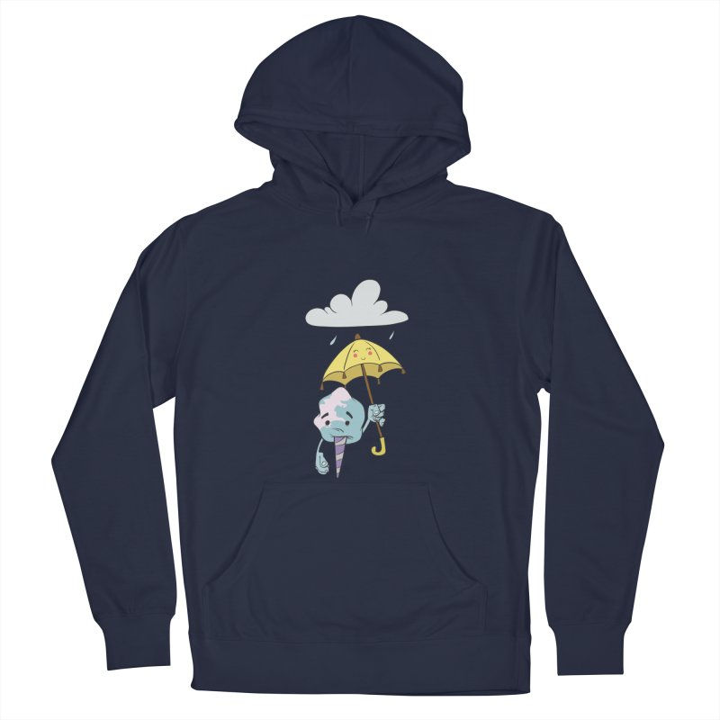Rainy Day Cotton Candy Men's Pullover Hoody by Coconut Justice's Artist Shop