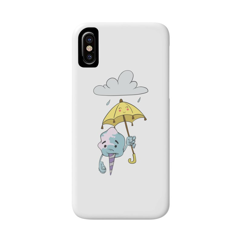 Rainy Day Cotton Candy Accessories Phone Case by Coconut Justice's Artist Shop