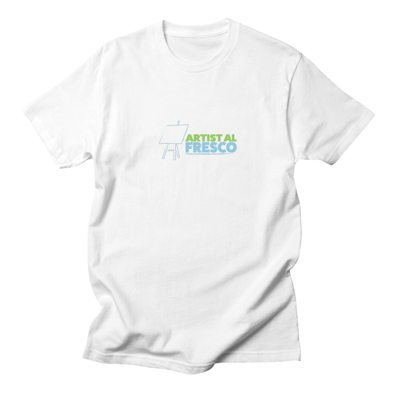 Artist Al Fresco Logo Women's Regular Unisex T-Shirt by Coconut Justice's Artist Shop