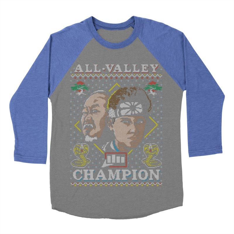 The Best Around Women's Baseball Triblend T-Shirt by coddesigns's Artist Shop