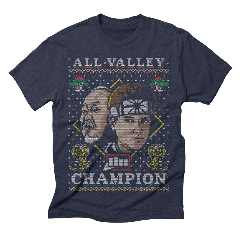 The Best Around Men's Triblend T-shirt by coddesigns's Artist Shop