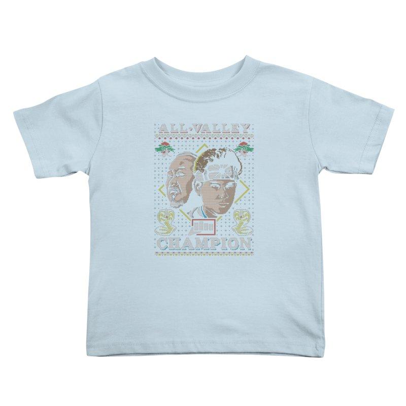 The Best Around Kids Toddler T-Shirt by coddesigns's Artist Shop