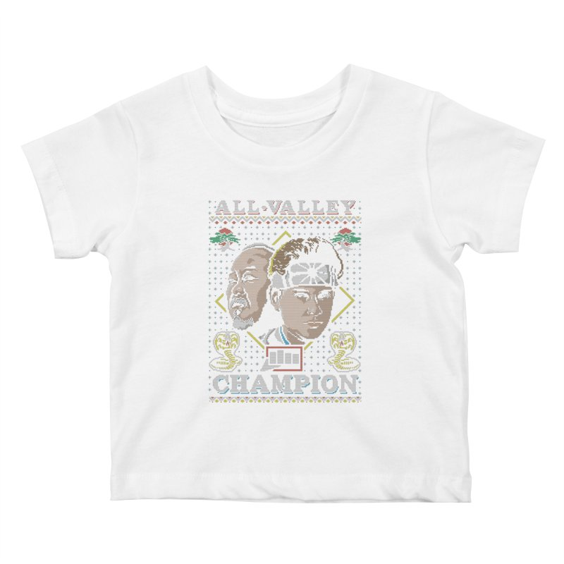 The Best Around Kids Baby T-Shirt by coddesigns's Artist Shop