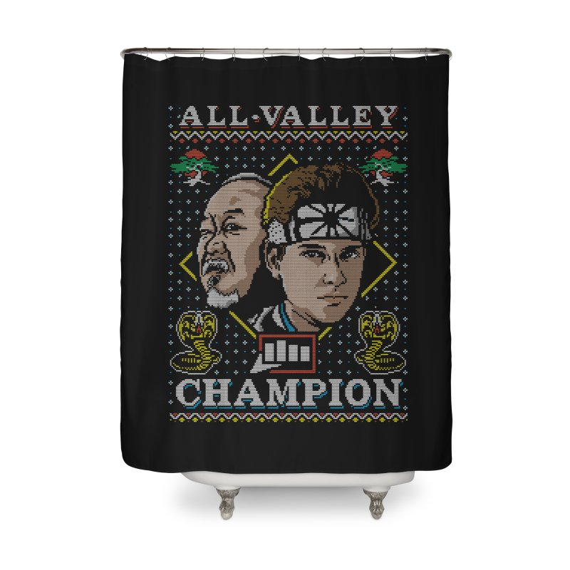 The Best Around Home Shower Curtain by coddesigns's Artist Shop