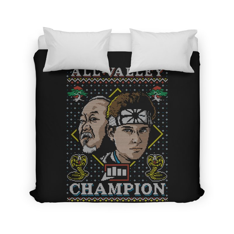 The Best Around Home Duvet by coddesigns's Artist Shop