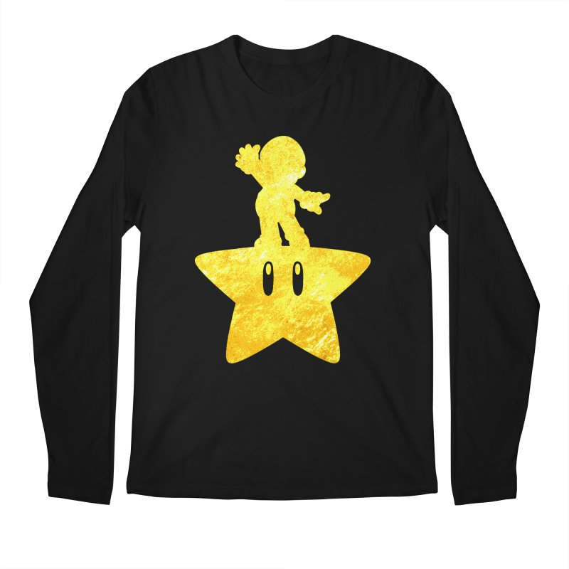 Young Scrappy Plumber Men's Longsleeve T-Shirt by coddesigns's Artist Shop