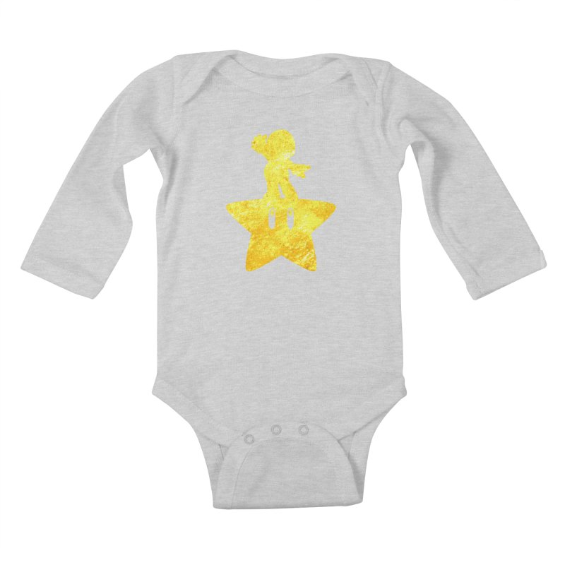 Young Scrappy Plumber Kids Baby Longsleeve Bodysuit by coddesigns's Artist Shop