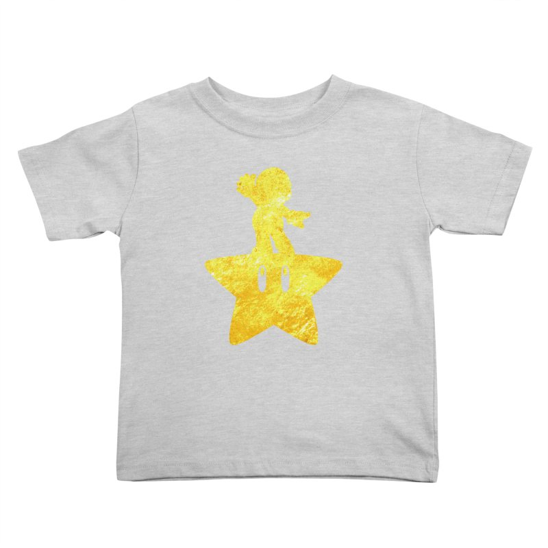 Young Scrappy Plumber Kids Toddler T-Shirt by coddesigns's Artist Shop