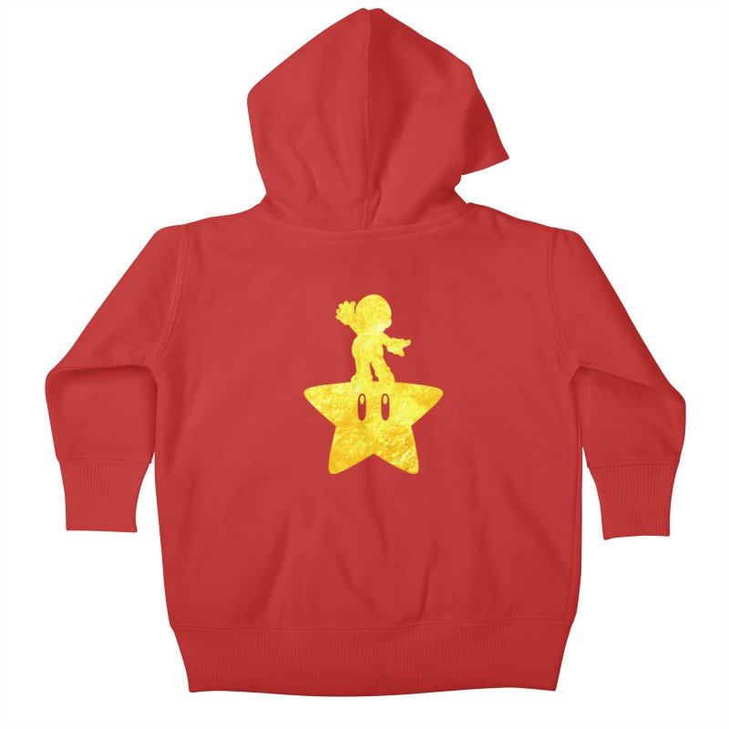 Young Scrappy Plumber Kids Baby Zip-Up Hoody by coddesigns's Artist Shop