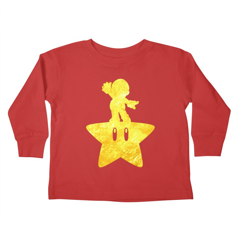 Young Scrappy Plumber Kids Toddler Longsleeve T-Shirt by coddesigns's Artist Shop