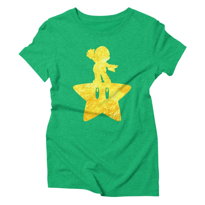 Young Scrappy Plumber Women's Triblend T-shirt by coddesigns's Artist Shop