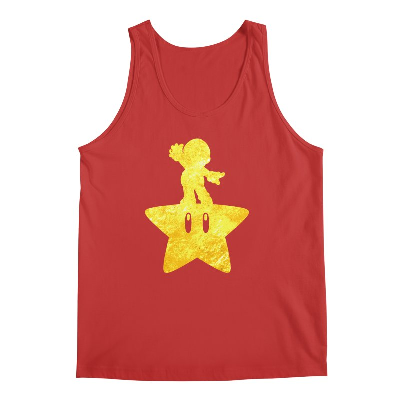 Young Scrappy Plumber Men's Tank by coddesigns's Artist Shop