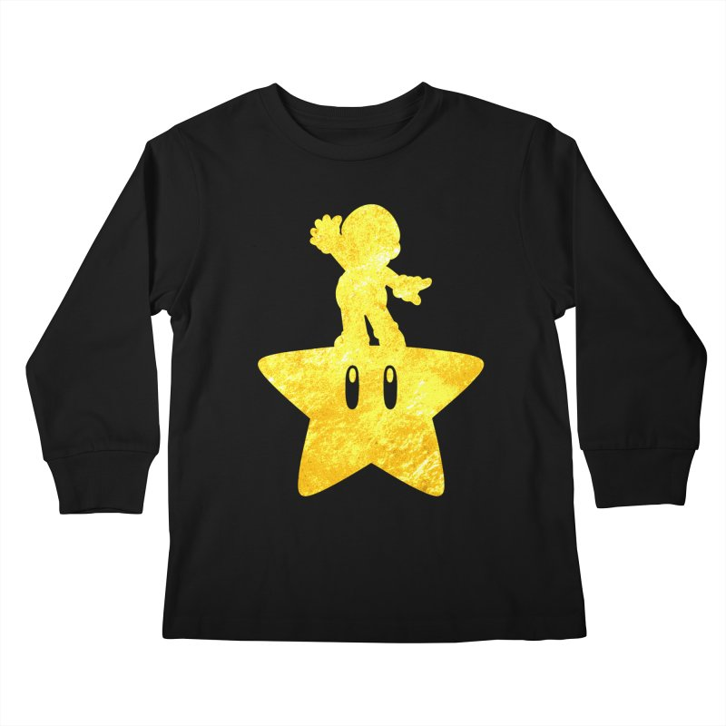 Young Scrappy Plumber Kids Longsleeve T-Shirt by coddesigns's Artist Shop