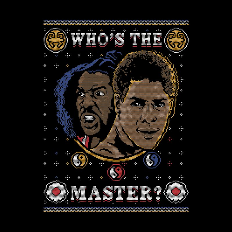 Who's The Master? None  by coddesigns's Artist Shop