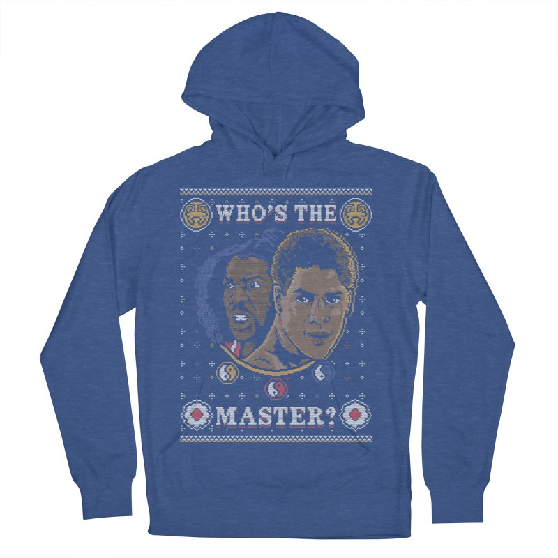 Who's The Master? Women's Pullover Hoody by coddesigns's Artist Shop