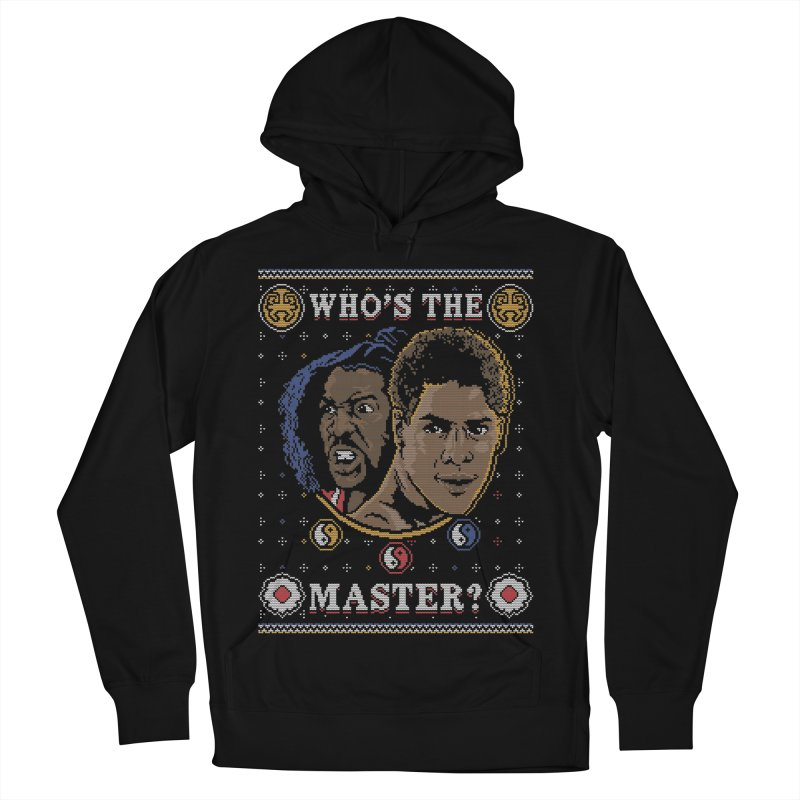 Who's The Master? Men's Pullover Hoody by coddesigns's Artist Shop