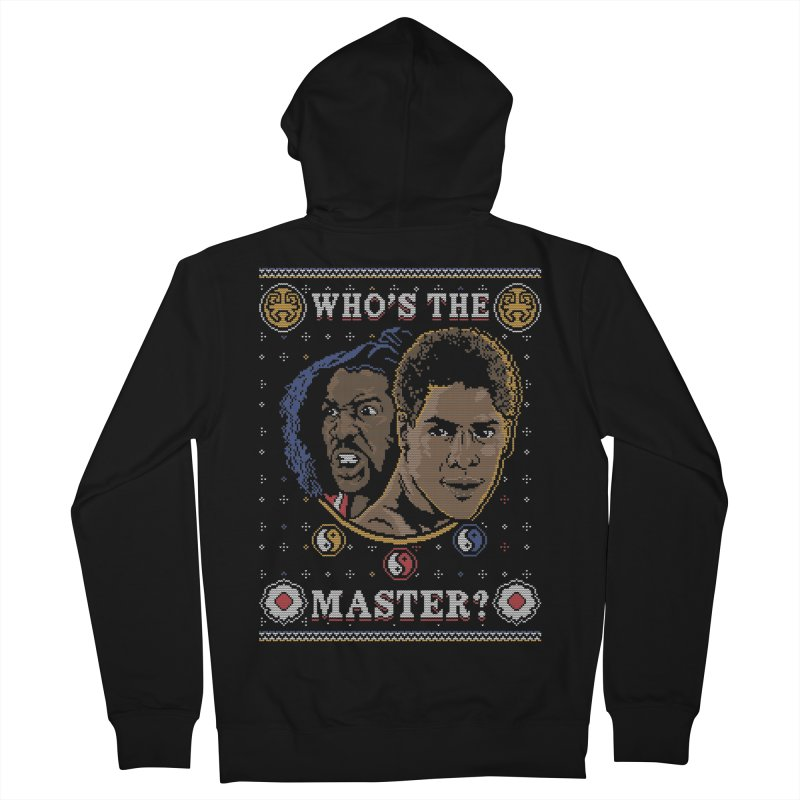 Who's The Master? Women's Zip-Up Hoody by coddesigns's Artist Shop