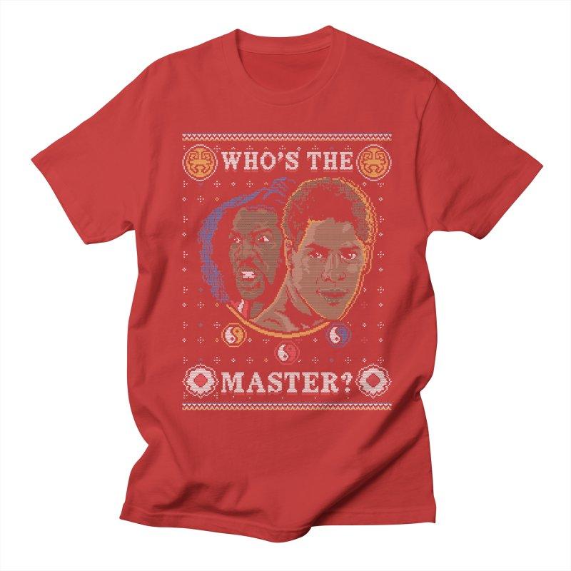 Who's The Master? Women's Unisex T-Shirt by coddesigns's Artist Shop