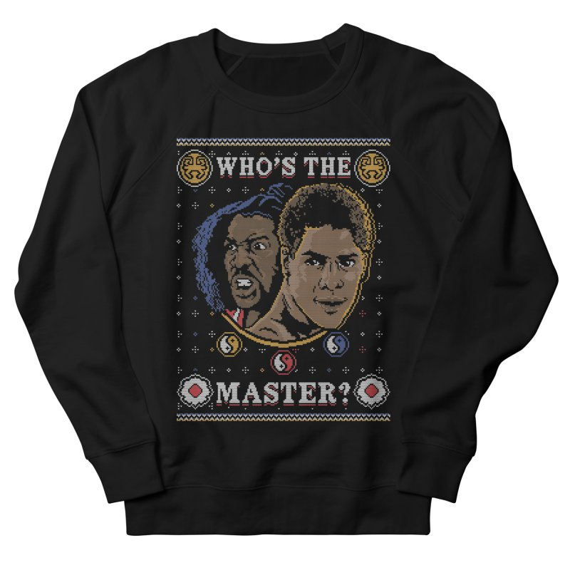 Who's The Master? Men's Sweatshirt by coddesigns's Artist Shop