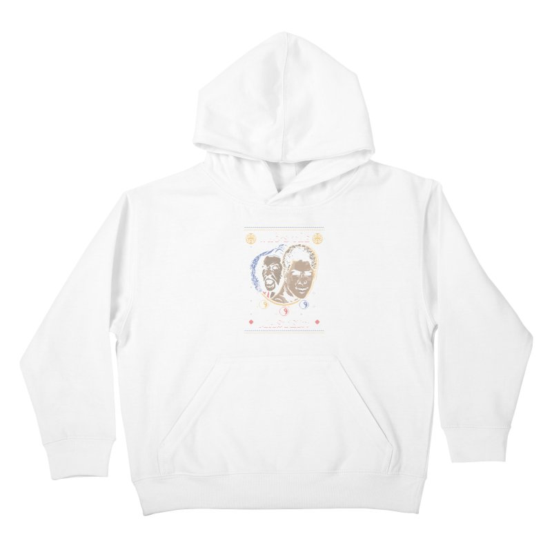 Who's The Master? Kids Pullover Hoody by coddesigns's Artist Shop