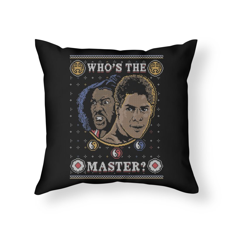 Who's The Master?   by coddesigns's Artist Shop