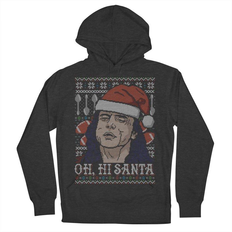Oh, Hi Santa Women's Pullover Hoody by coddesigns's Artist Shop