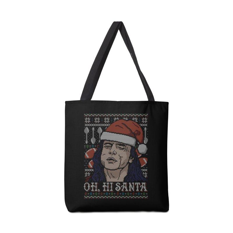 Oh, Hi Santa Accessories Bag by coddesigns's Artist Shop
