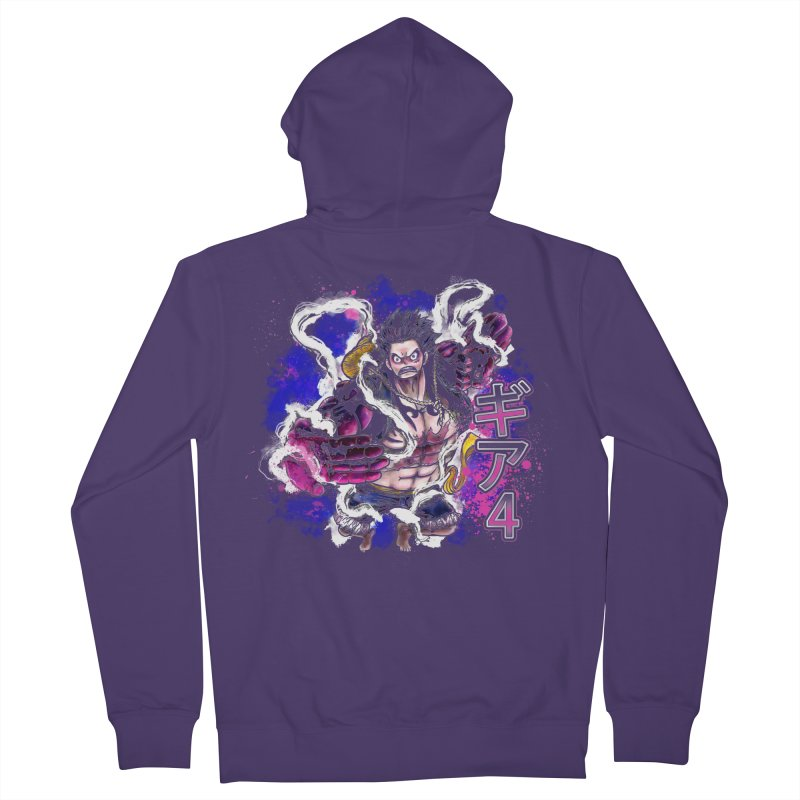 Gear 4 Women's Zip-Up Hoody by coddesigns's Artist Shop