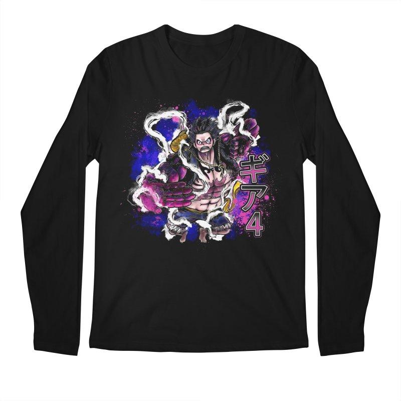 Gear 4 Men's Longsleeve T-Shirt by coddesigns's Artist Shop