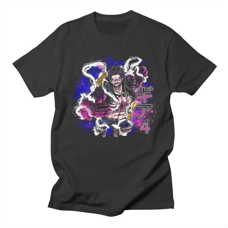 Gear 4 Men's T-Shirt by coddesigns's Artist Shop
