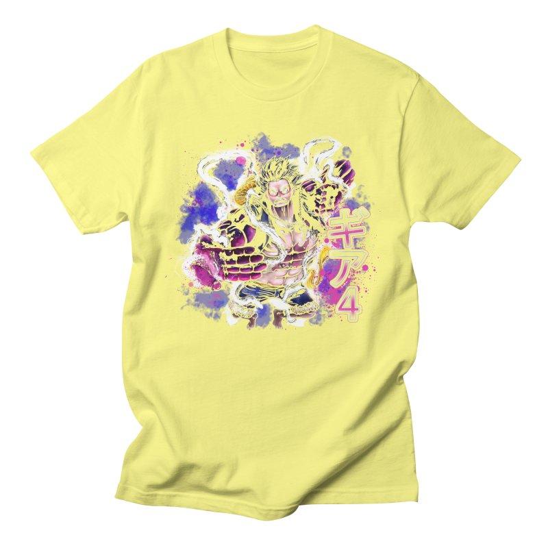 Gear 4 Women's Unisex T-Shirt by coddesigns's Artist Shop