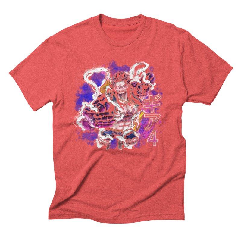 Gear 4 Men's Triblend T-shirt by coddesigns's Artist Shop