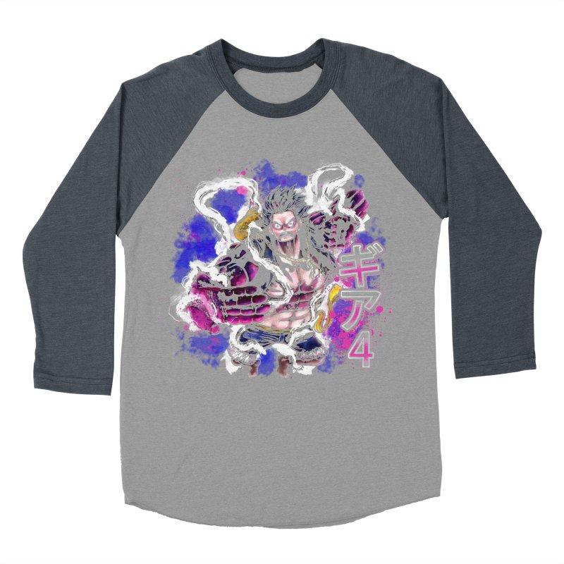 Gear 4 Women's Baseball Triblend T-Shirt by coddesigns's Artist Shop