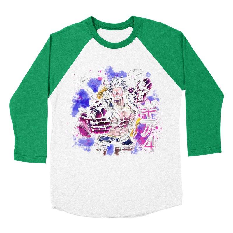 Gear 4 Men's Baseball Triblend T-Shirt by coddesigns's Artist Shop