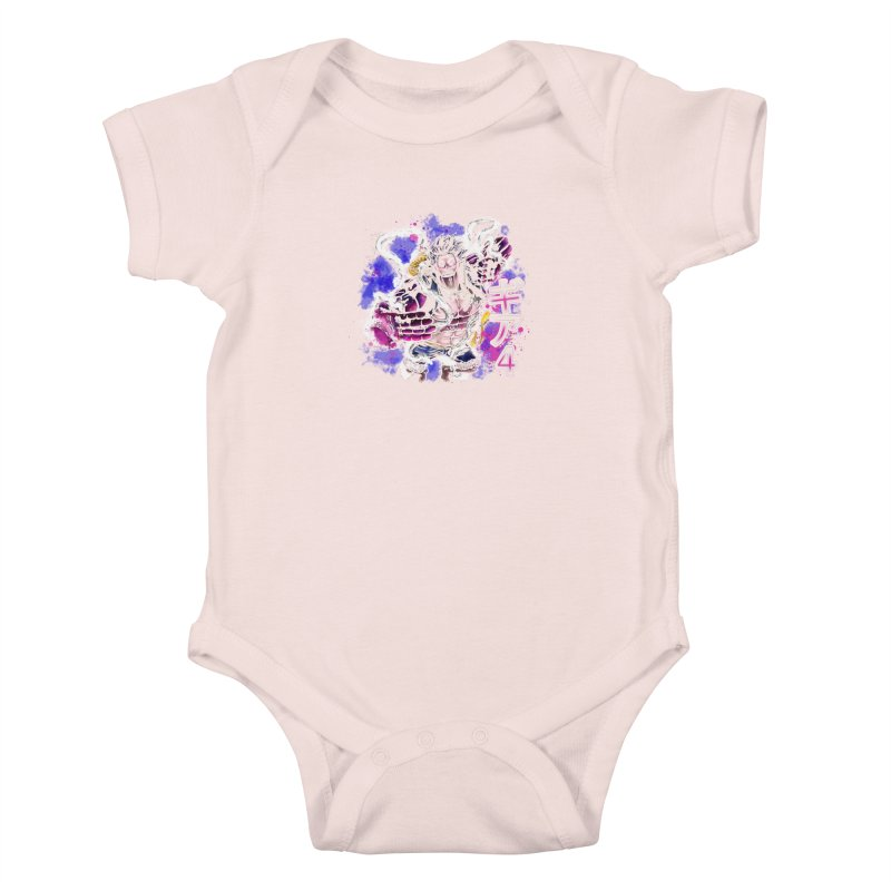Gear 4 Kids Baby Bodysuit by coddesigns's Artist Shop