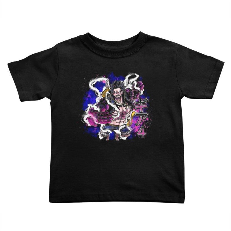 Gear 4 Kids Toddler T-Shirt by coddesigns's Artist Shop