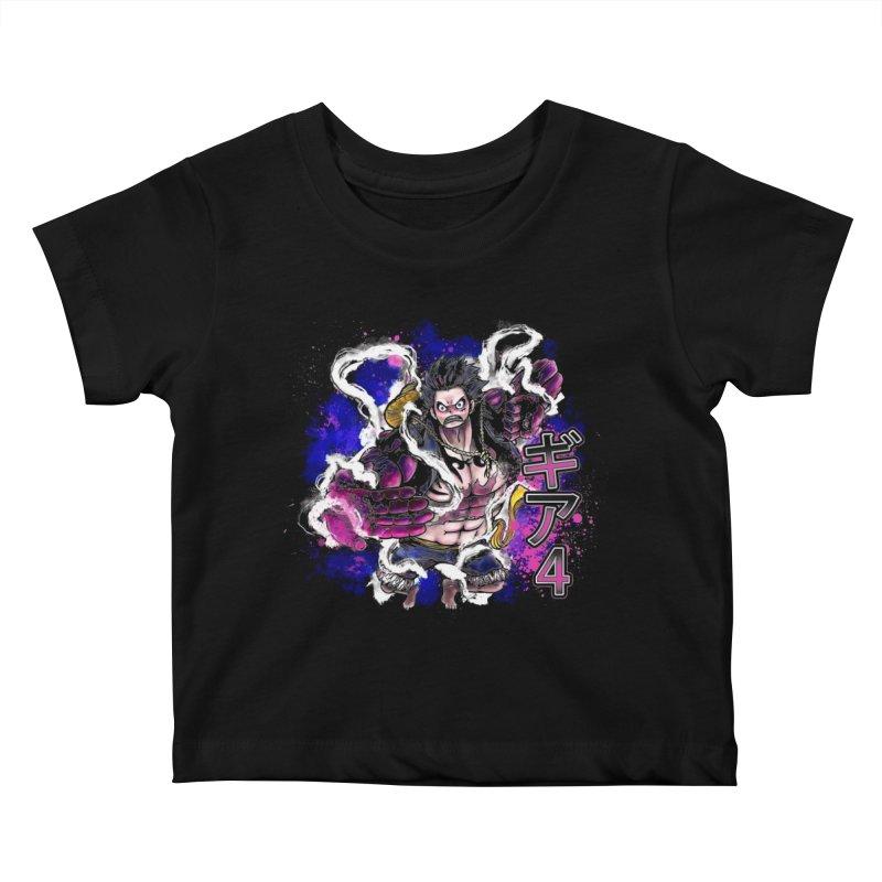 Gear 4 Kids Baby T-Shirt by coddesigns's Artist Shop