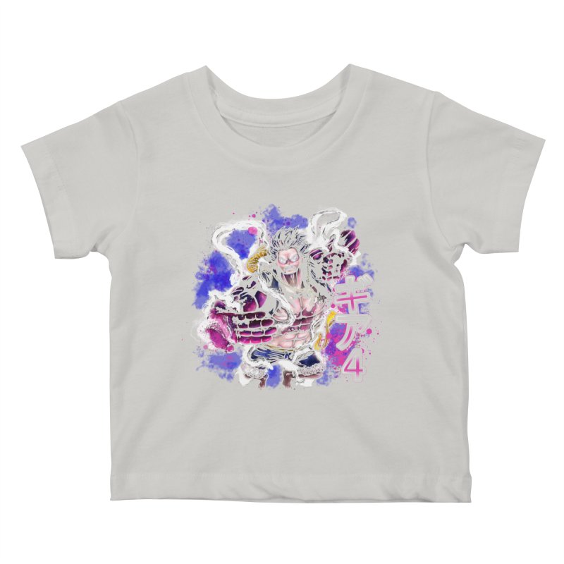 Gear 4 Kids Baby T-Shirt by coddesigns's Artist Shop