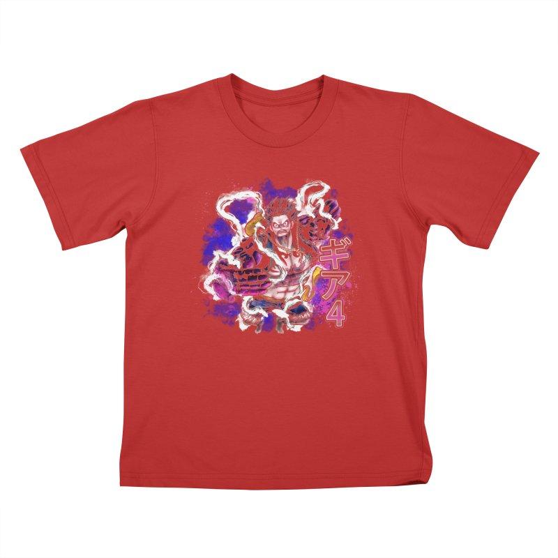 Gear 4 Kids T-Shirt by coddesigns's Artist Shop
