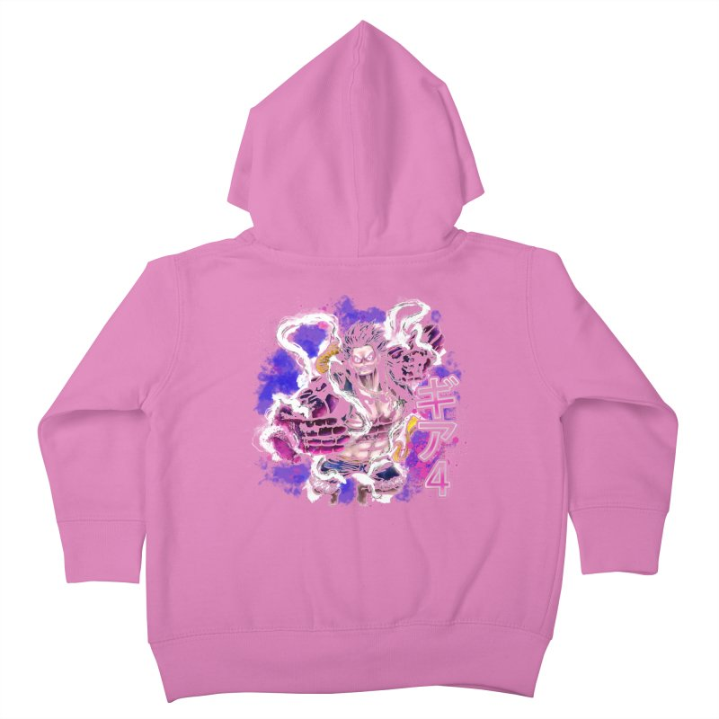 Gear 4 Kids Toddler Zip-Up Hoody by coddesigns's Artist Shop