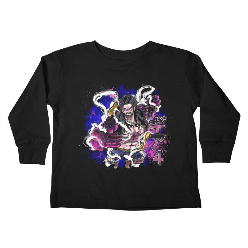 Gear 4 Kids Toddler Longsleeve T-Shirt by coddesigns's Artist Shop