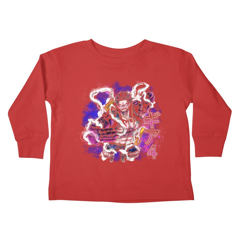 Gear 4 Kids Toddler Longsleeve T-Shirt by coddesigns's Artist Shop