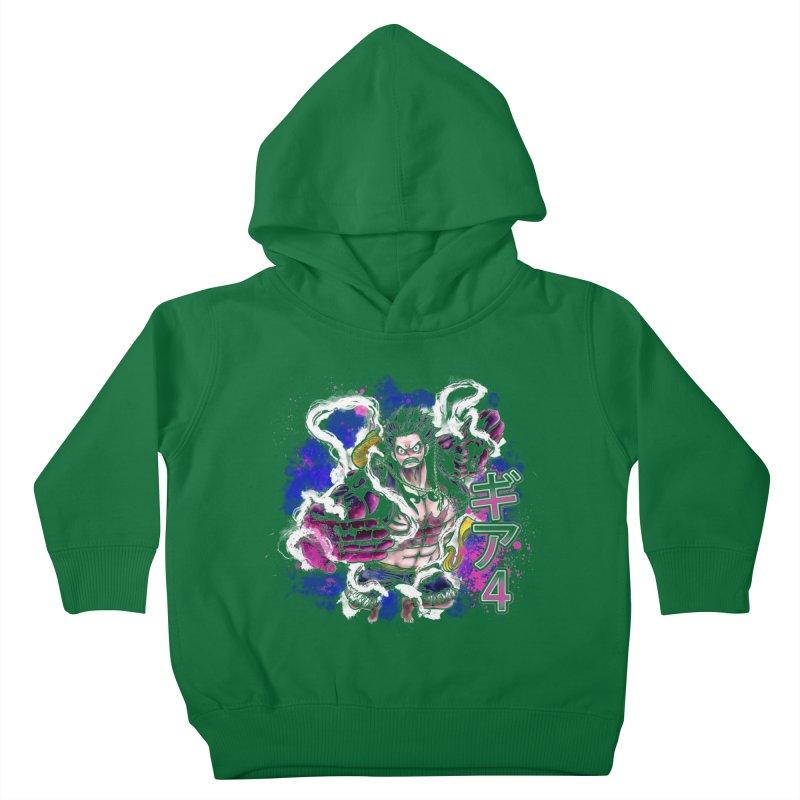 Gear 4 Kids Toddler Pullover Hoody by coddesigns's Artist Shop