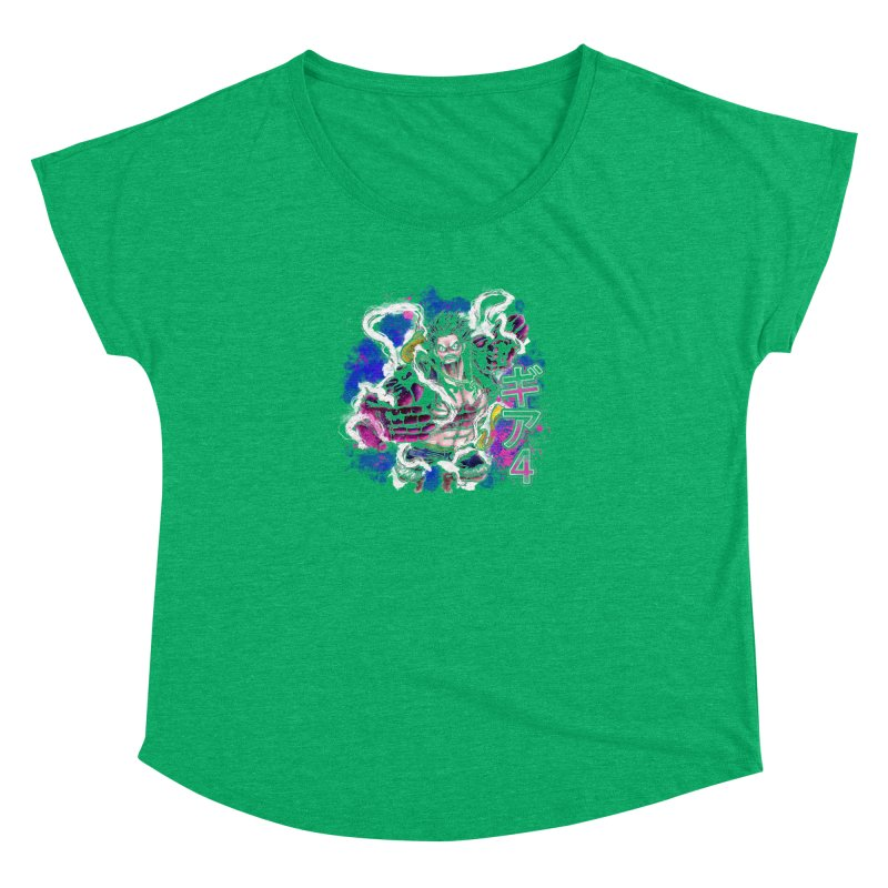 Gear 4 Women's Dolman by coddesigns's Artist Shop