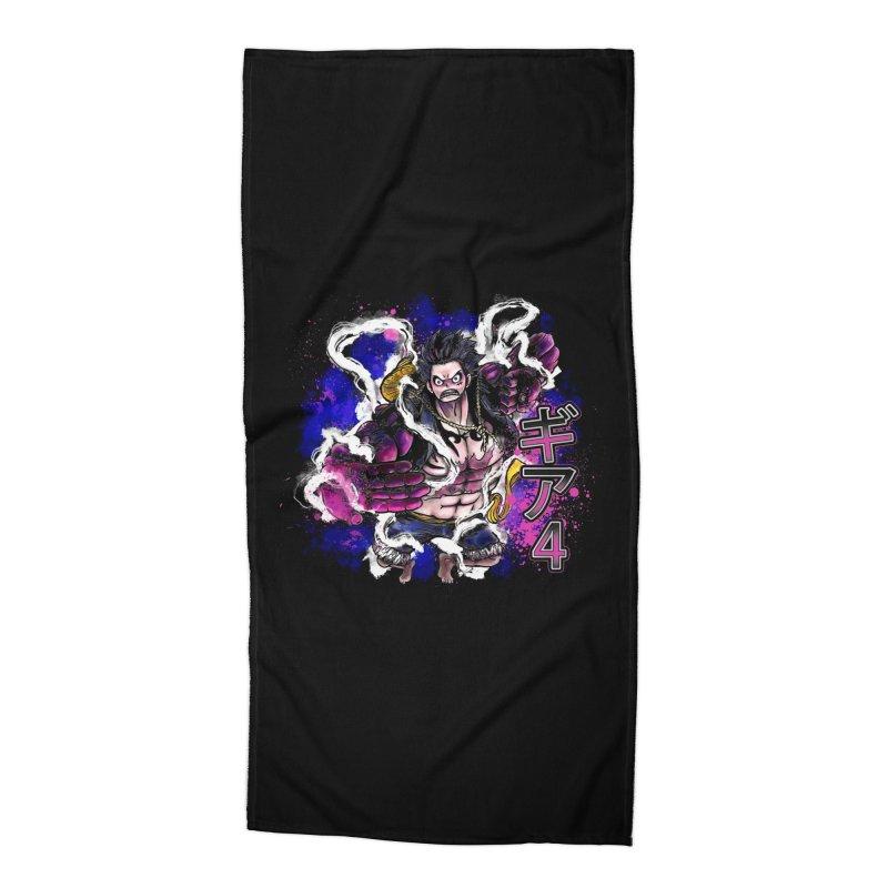 Gear 4 Accessories Beach Towel by coddesigns's Artist Shop